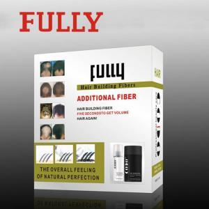 China Fully hair building fibers/  hair loss treatment on sale