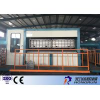 Cheap Rotary Type recycled Paper Egg Crate Making Machine 8000pcs/h Capacity for sale