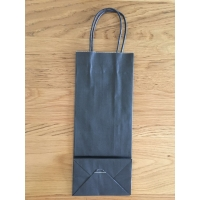 Cheap twisted handle paper bags for sale