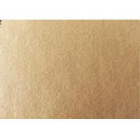 60wl3p10other light camel Color plain Melton Wool Fabric for all people