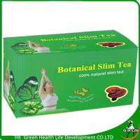 Cheap Botanical slimming Tea wholesale diet Weight Loss Tea supplier for sale
