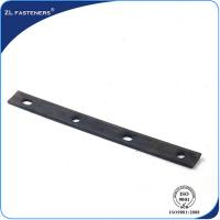 China Customized Railway Fish Plate Joint For Railroad Track International Standard on sale