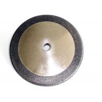 Cheap Electroplated Bond CBN Grinding Wheel/High Precision Woodturning tools Sharpening Wheels for sale