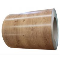 China SPCC DC51D SGHC Color Coated Steel Sheet Coating , Prepainted Steel Coil For Roofing on sale