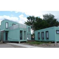 Cheap Stackable Luxury Home Container House Prefab Cement Fiber Board Floor for sale