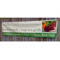 Cheap 510g Blockout Sports Promotion Flex PVC Outdoor Vinyl Banners By Digital Printing for sale