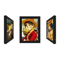 Cheap 3D Lenticular Flip Picture Anime Advertising LED Light Box For Home Decoration for sale