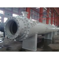 Cheap Nickel Alloy C71500 Clad Shell Tube Heat Exchanger for Gas Industry for sale