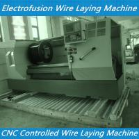 Buy cheap ELECTRO FUSION WIRE LAYING MACHINE,ELECTROFUSION WIRE LAYING,CANEX Wire laying machine from wholesalers