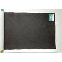 China 100% Polypropylene 50 Gsm Black PP Non Woven Fabric For Garment on sale