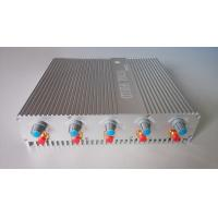 Cheap Sliver DCS / PCS Mobile Phone Signal Jammer 1805MHz - 1990MHz for sale