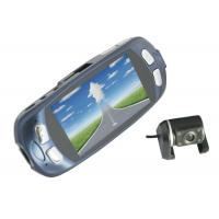Buy cheap small NTSC / PAL USB 2.0 Dual Camera Car DVR with 2 LED Light CE / FCC / RoHS from Wholesalers