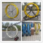 Cheap 4mm-16mm diameter fiberglass duct rodder,quality duct rodder for sale
