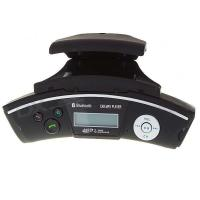 Cheap Steering Wheel Bluetooth Car Kits MP3 FM Transmitter for sale