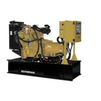 Cheap Caterpillar Olympian Genset Diesel Generator , Water Cooled for sale