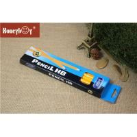 Buy cheap personalized custom logo hb yellow pencil hb wooden pencil yellow from wholesalers