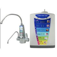 Cheap Automatic Washing Alkaline Water Ionizer 3 Slotted Platinum Titanium Plates for sale
