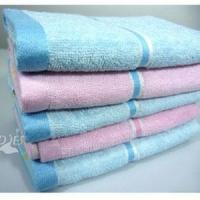 China Cotton Bamboo Fiber Face Towel (FC-FT 1002) on sale