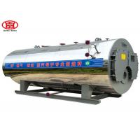 Buy cheap 4 Ton Industrial Gas Diesel Oil Fired Steam Boiler For Textile Industry from wholesalers