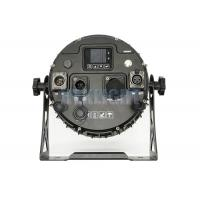 Quality 12x15watt RGBWA 5 IN 1 Battery Powered LED Spotlights With 15° Beam Angle wholesale