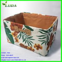 Cheap beautiful large storage box/basket for sale