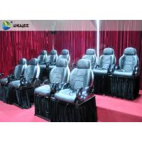 Cheap 5D Luxury Movie Theater Seats for sale