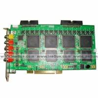 China 16 Channel DVR Boards Card/8416 on sale