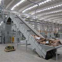Cheap Paper Processing Machinery Roller Chain Belt Conveyors Eco Friendly for sale