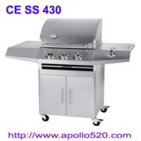 Cheap 3 Burner Bbq Gas Grill for sale
