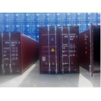 Cheap 40ft Open Top Shipping Container High Cube Soft Tarpaulin With CSC Certification for sale
