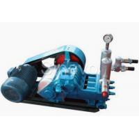 Cheap Blue Color Horizontal Mud Pump 335nm Input Torque Heavy Density for sale