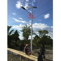 Cheap solar light pole projects for sale