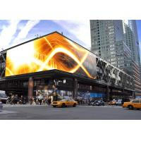 Cheap 320 * 160Mm stage Outdoor LED Displays , Digital LED Billboard with Nova system wholesale