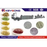 Buy cheap High Pressure Nutritional Rice Powder Machine  , Black Rice / Wheat Processing Machine from wholesalers