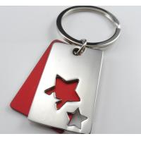 Cheap wholesale fashion accessories metal keychains for sale