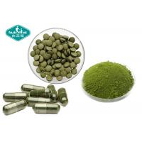 Cheap Organic Chlorella Herbal Supplements 200mg 400mg 500mg Natural High Purity for sale