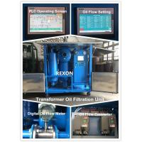 Cheap Weather Proof Type High Capacity Vacuum Transformer Oil Purifier Machine 18000Liters/Hour for sale