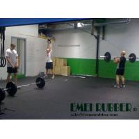 Cheap fitness rubber flooring/gym flooring for sale