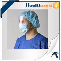 Cheap Breathable Disposable Head Cap for Industrial Food Processing And Critical Environment for sale
