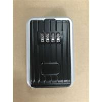 Cheap Outdoor 4 Digital Combination Keyless Lock Box for Multiple Keys or Cards for sale