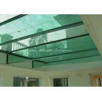 Cheap 12mm Tempered Laminated Glass Panels Fire Proof Guard Against Theft for sale