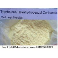 Cheap CAS NO. 23454-33-3 Tren Anabolic Steroid Trenbolone Hexahydrobenzyl Carbonate for sale