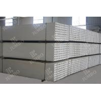 Cheap Hollow Core Prefabricated Lightweight Partition Walls / Constructure Wall Panels wholesale