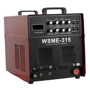 Cheap IGBT ac/dc portable aluminum tig pulse welding machine for sale (WSME series) for sale