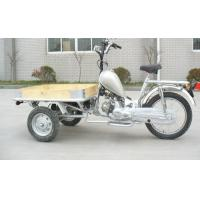 Cheap 4 Stroke 3 Wheel Cargo Motor Tricycle With Electric / Kick Starter for sale