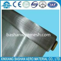 Quality High Quality Screening stainless steel Wire Mesh by xinxiang bashan wholesale