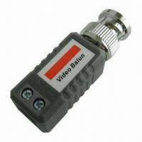 Cheap Single-channel Passive Video Transmitter, UTP Video Balun, Video Transmission, CCTV Accessory for sale