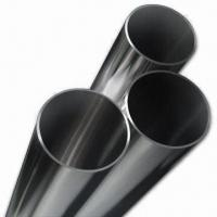 Quality Stainless Steel Pipes with Different Standards, Customized Sizes are Welcome  wholesale