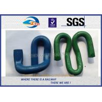 Cheap Color painting E Type E2006 / E2009 / E2007 rail elastic clip for sale