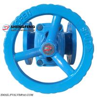 Quality GGG50 BS5163 DIN3352 F4 ductile iron gate valve wholesale